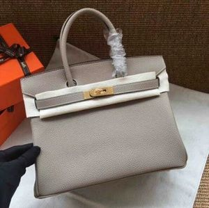 Hermes Birkin Cowhide New Check Description
